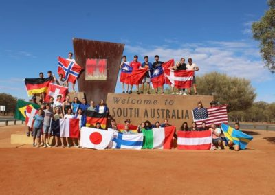 Rotary Tour Downunder