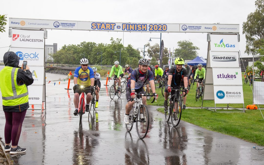 Tamar Valley Cycle Challenge featuring Sally's Ride